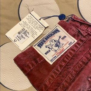 New with tags never worn true religion jeans